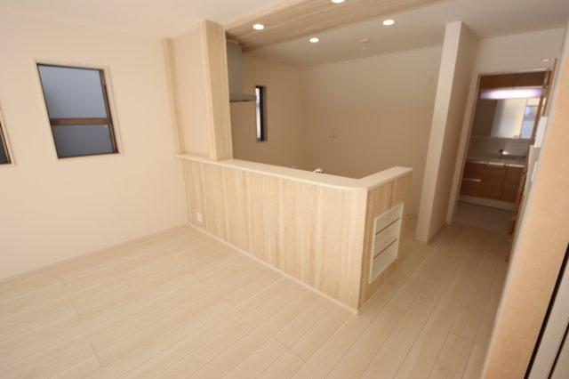 【区画図】緑区大字三室991-2(1号棟)新築一戸建てブルーミングガーデン