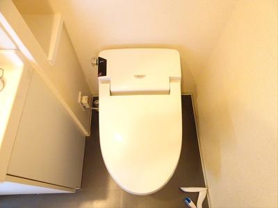 【トイレ】パークキューブ笹塚