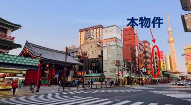 【外観】浅草スクエア4F~6F