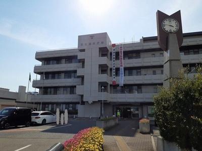 神戸市西区役所まで550m