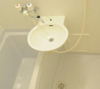 【浴室】レオパレスハーレー モリ