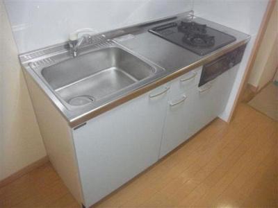 【キッチン】ベルガーデン
