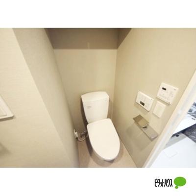 【トイレ】ルフォンプログレ上野公園