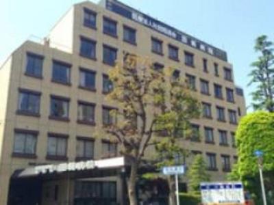 病院「医療法人社団昭成会田崎病院まで313m」