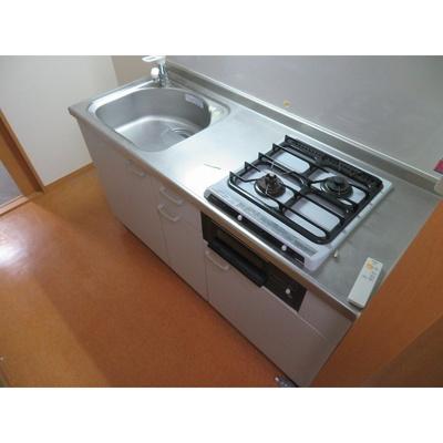 【キッチン】サンマンション