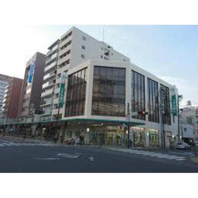 銀行「りそな銀行八王子支店まで58m」