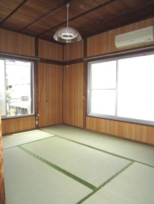 【居間・リビング】五十嵐アパート