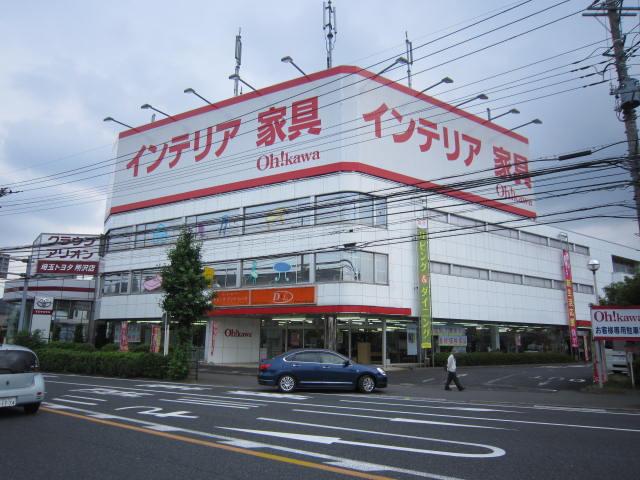 大川家具まで987m