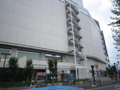 西武百貨店所沢西武まで678m