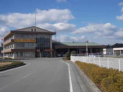 南島郵便局まで350m