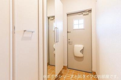 【玄関】プリムラ A