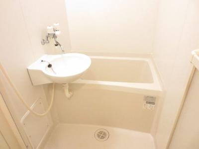 【浴室】レオパレスクララⅡ