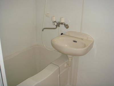 【浴室】レオパレスガーデンズ