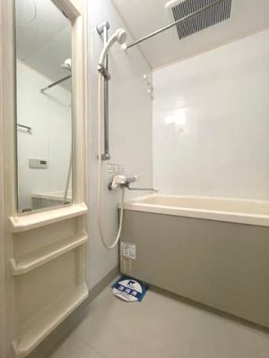 【浴室】ミディアス・スカイコート赤坂