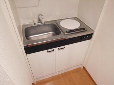 【キッチン】ヴィラ阿佐ヶ谷