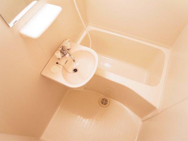 【浴室】レオパレス玉川学園