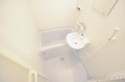 【浴室】レオパレスクリオネ