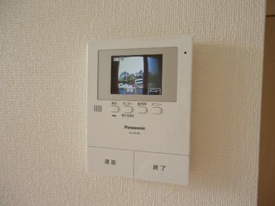 【セキュリティ】メゾン・ド・ソレイユM.T
