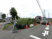 売地 八王子市石川町の画像
