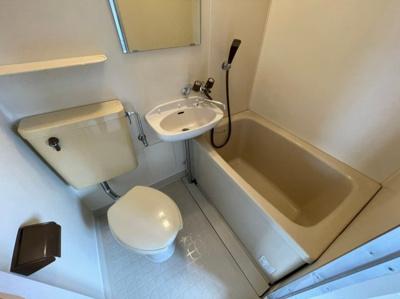 【浴室】MJハイツ塩屋