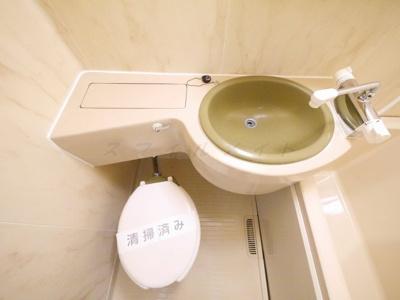 【トイレ】シティハイムパンジー