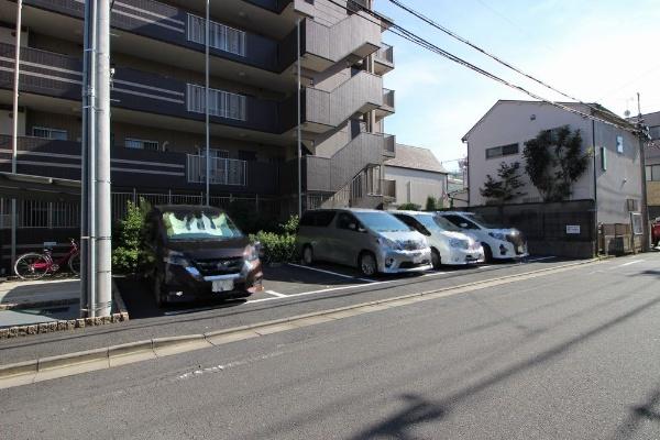【駐車場】サンクレイドル志村坂上