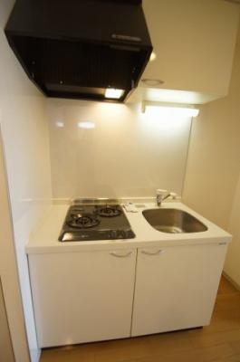 料理が好きな方におすすめの「2口ガスコンロのシステムキッチン」