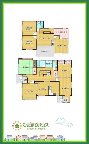 2階にもキッチン完備で二世帯住宅としてもお住まいになれます♪