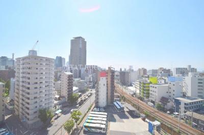 【庭】エスライズ梅田北