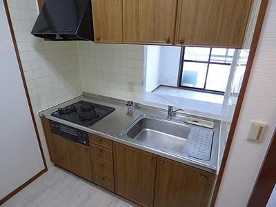 【キッチン】ルミナス本山