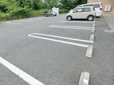 【駐車場】レジデンスヒル ヌマタ Ⅰ