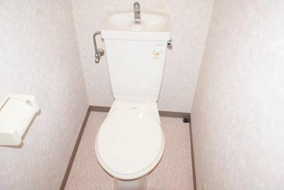 【トイレ】ハートピア甲南山手