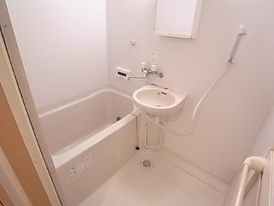 【浴室】フルール住吉川