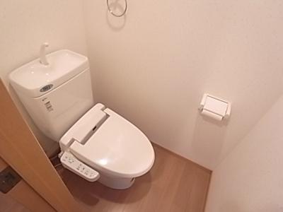 【トイレ】フルール住吉川