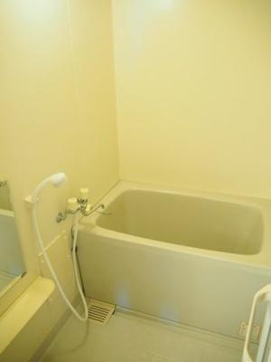 【浴室】メゾン・アンソレイエⅡB