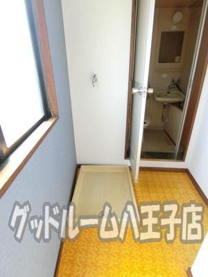 【玄関】第1山王ビル