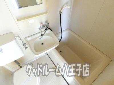 【浴室】第1山王ビル