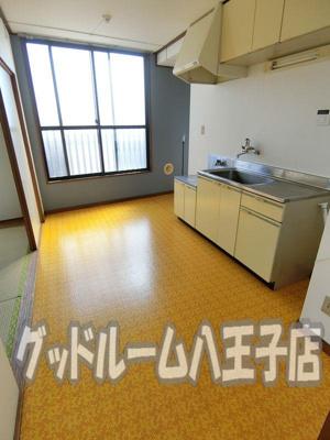 【居間・リビング】第1山王ビル