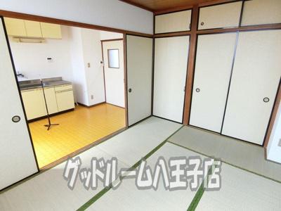 【寝室】第1山王ビル