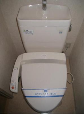【トイレ】エノエリタージュ