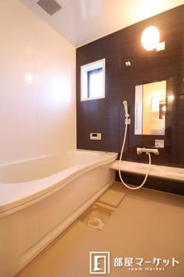 【浴室】フラワーアベニュー五番館