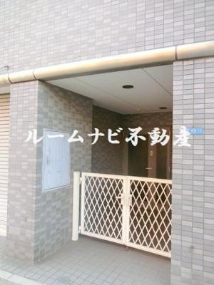 【エントランス】千束三丁目住宅