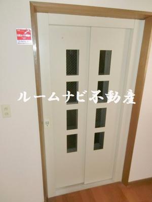 【設備】千束三丁目住宅