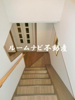 【居間・リビング】千束三丁目住宅