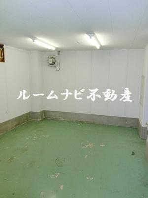 【キッチン】千束三丁目住宅