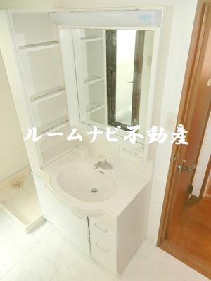 【独立洗面台】千束三丁目住宅
