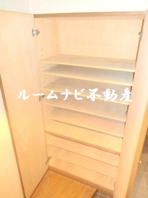 【収納】千束三丁目住宅