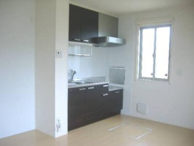 B棟102-キッチン