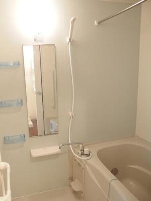 【浴室】メゾン・日本橋浜町