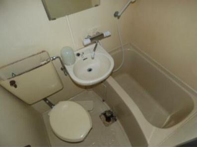 【浴室】フォーラムイン・東京